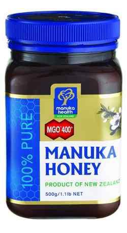 Miód Manuka MGO™ 400+ 500g