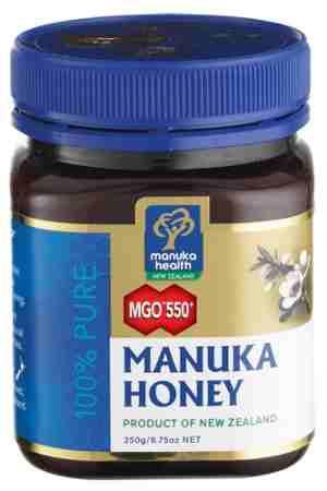 Miód Manuka MGO™ 550+ 250g