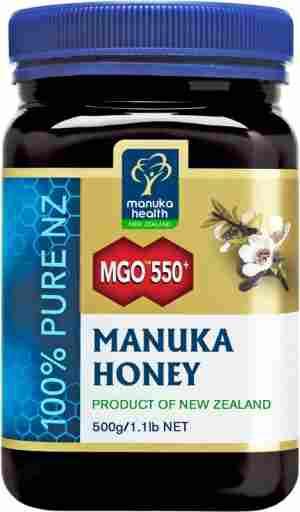Miód Manuka MGO™ 550+ 500g