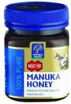 Miód Manuka MGO™ 100+ 250g