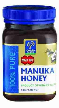 Miód Manuka MGO™ 100+ 500g