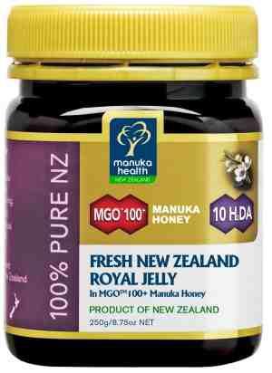 Mleczko pszczele Royal Jelly w Miodzie Manuka MGO™ 100+ 250g