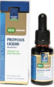 Krople z Propolisem BIO 30™ (bez alkoholu) 25 ml