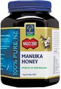 Miód Manuka MGO™ 250+ 1000g