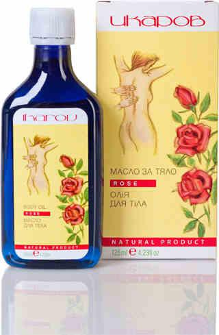 Olejek do masażu Róża 500 ml