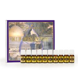 OLEJKI BIBLIJNE | Oils of Ancient Scripture Kit | magia-urody.pl