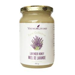 Miód lawendowy /Lavender Honey Young Living, 500 g | magia-urody.pl