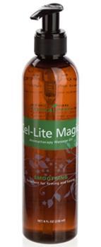 Cel-Lite Magic™ Massage Oil / mieszanka olejów roślinnych do masażu pomocna w redukcji cellulitu i tkanki tłuszczowej, poprawy krążenia, 236 ml