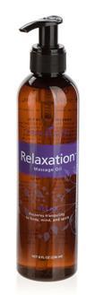 Relaxation™ Massage Oil / mieszanka olejów roślinnych do masażu, 236 ml