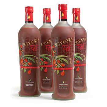 NingXia Red - 4 x 750 ml (4 butelki)