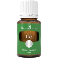 Lime, olejek limetkowy, eteryczny (Citrus latifolia), 15 ml