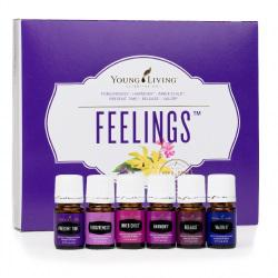 Zestaw olejków Feelings™ Oils Essential Oil Collection | magia-urody.pl