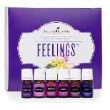 Olejki-eteryczne-zestawy: Zestaw olejków Feelings™ Oils Essential Oil Collection | Young Living Essential Oils