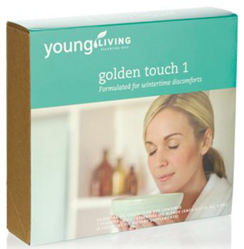 Golden Touch 1 Essential Oil Collection | magia-urody.pl