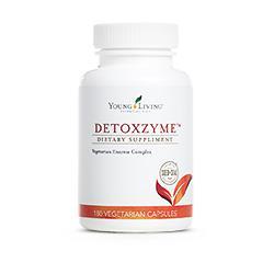 Detoxzyme®, 180 kapsułek