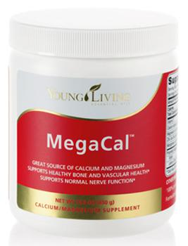 MegaCal™ /źródło wapnia, magnezu, manganu i wit.C - 90 porcji w opakowaniu