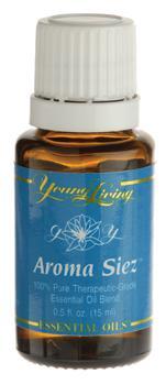 Aroma Siez™, olejek eteryczny, mieszanka | Essential Oil, 15 ml