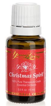 Christmas Spirit™, olejek eteryczny, mieszanka, 15 ml