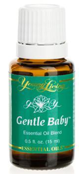 Gentle Baby™, olejek eteryczny, mieszanka   Essential Oil 15 ml