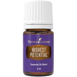 Highest Potential™ /Najwyższy potencjał/ olejek eteryczny, mieszanka, 5 ml