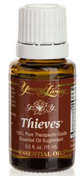 Thieves® olejek eteryczny, mieszanka, 15 ml
