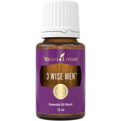 Three (3) Wise Men™ olejek eteryczny, mieszanka, 15 ml