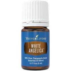 White Angelica™, olejek eteryczny, mieszanka | Essential Oil, 5 ml