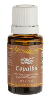 Kopaiwa olejek eteryczny (Copaifera reticulata) | Copaiba Essential Oil 15 ml
