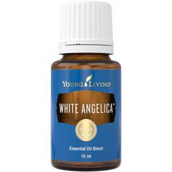 White Angelica™, olejek eteryczny, mieszanka | Essential Oil, 15 ml