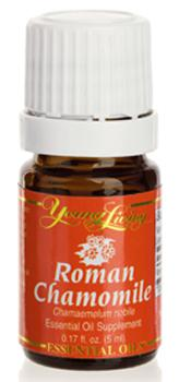 Rumianek Rzymski olejek eteryczny (Chamaemelum nobile) | Roman Chamomile Essential Oil, 5 ml