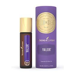 Valor™ Roll-On, olejek eteryczny, mieszanka (z aplikatorem kulkowym), 10 ml