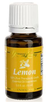 Cytryna olejek eteryczny (Citrus limon) | Lemon Essential Oil, 15 ml
