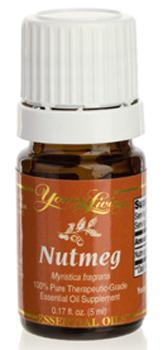 Gałka Muszkatołowa olejek eteryczny (Myristica fragrans) | Nutmeg Essential Oil, 5 ml