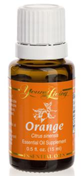 Pomarańcza olejek eteryczny (Citrus aurantium dulcis) | Orange Essential Oil, 15 ml