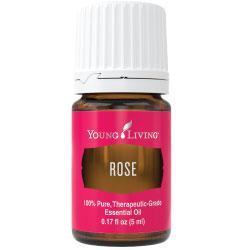 Róża olejek eteryczny (Rosa damascena) | Rose Essential Oil, 5 ml