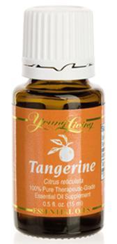 Mandarynka olejek eteryczny (Citrus reticulata) | Tangerine Essential Oil, 15 ml
