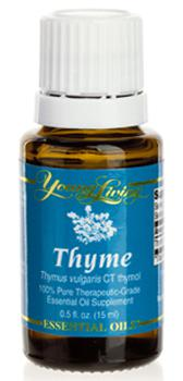 Tymianek olejek eteryczny (Thymus vulgaris) | Thyme Essential Oil, 15 ml