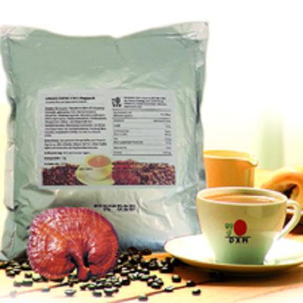 Kawa Lingzhi Coffee 3in1 /kawa instant, ganoderema i śmietanka do kawy w jednym, 1000 g