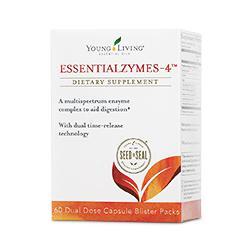 Essentialzymes-4, 120 kapsułek