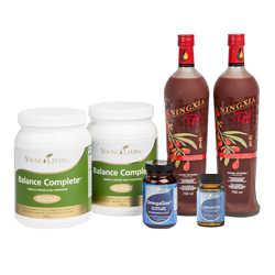 Zestaw suplementów Core Essentials Complete Young Living