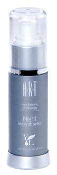 A.R.T™ Night Reconstructor Cream 30ml - krem nawilżający na noc