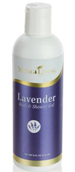 Żel do kąpieli i pod prysznic \ Lavender Bath & Shower Gel, 236 ml