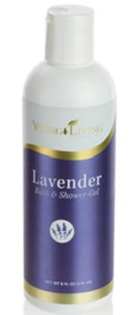 Kosmetyki: Lavender Bath & Shower Gel /Żel do kąpieli i pod prysznic - 236 ml | YOUNG LIVING
