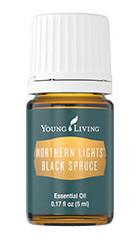 Northern Lights Black Spruce olejek eteryczny (Picea mariana), 5 ml
