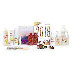 Premium Starter Kit Thieves (zestaw produktów oparty o mieszankę składników olejku Thieves)