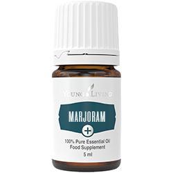 Majeranek olejek eteryczny (Origanum majorana) | Marjoram+ Essential Oil, 5 ml