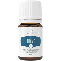 Tymianek olejek eteryczny (Thymus vulgaris) | Thyme+ Essential Oil, 5 ml