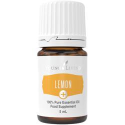 Cytryna olejek eteryczny (Citrus limon) | Lemon+ Essential Oil, 5 ml