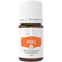 Olejki-eteryczne-single: Orange+ Essential Oil (olejek z pomarańczy), 5 ml | YOUNG LIVING