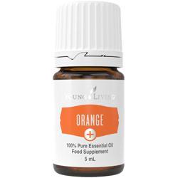Pomarańcza, olejek eteryczny (Citrus aurantium dulcis) | Orange+ Essential Oil, 5 ml